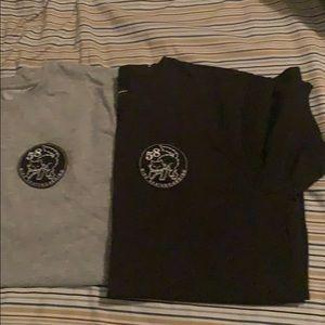 Firm 🔥2x$25 Nike skateboarding Dri fit t-shirts